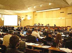 Unesco; intergouvernemental meeting, Mai 2005